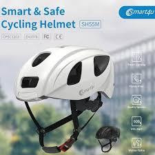 Qoo10 - Helmet / millet <b>Smart4u SH55M helmet</b> 6 LED warning ...