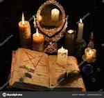 Книги магии зеркало
