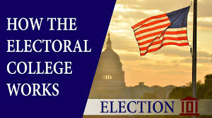 how the electoral college works usa election 2016 how the electoral college works usa election 2016