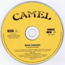 <b>Rain</b> Dances – <b>Camel</b> купить на виниловых пластинках, компакт ...