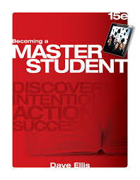 Becoming a Master Student, 15th Edition - 9781285193892 - Cengage