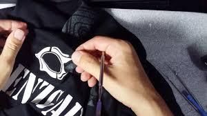 Как убрать удалить, вывести <b>принт</b>, краску с ткани, футболки ...