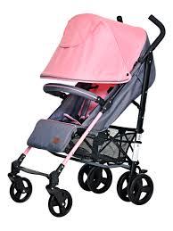 <b>Коляска трость Everflo Celebrity</b> pink E 1268 розовый
