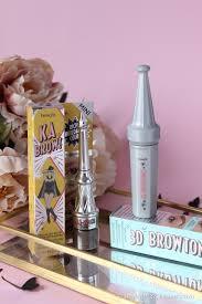 Красивые брови от <b>Benefit</b>: крем-гель для бровей Ka-Brow ...