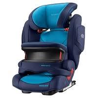 Автокресло группа 1/2/3 (9-36 кг) Recaro Monza Nova IS Seatfix ...