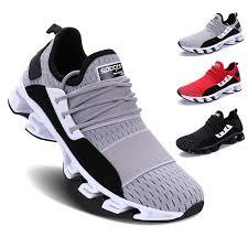Yerenjun <b>New Fashion</b> Men's <b>Comfortable</b> Breathable Sports Shoes ...