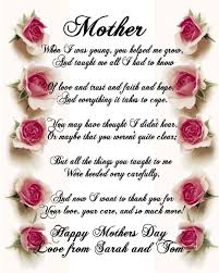 best mothers day poems quotes mum poem 3