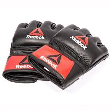 Купить <b>перчатки reebok</b> BH7249 LMMA Glove M RB в интернет ...