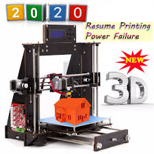 CTC <b>3D</b> Printer <b>2020 Upgraded Full</b> Quality High Precision Reprap ...
