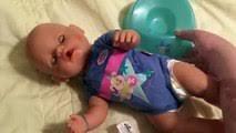 <b>Zapf Creations Baby</b> Boy Doll Morning Routine - Dailymotion Video