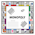 Игра монополия шаблоны на русском