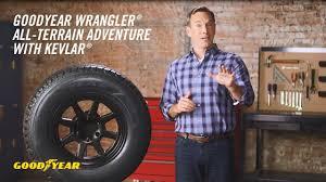 <b>Goodyear Wrangler</b>® <b>All</b>-<b>Terrain Adventure</b> with Kevlar® Tire ...