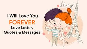 I Will Love You Forever <b>Love Letter</b>, Quotes & Messages | by Jenna ...