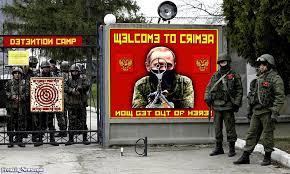 Генсек НАТО: Есть точная информация, что Россия присутствует в восточной Украине, и что она поставила огромное количество тяжелого, современного оружия сепаратистам - Цензор.НЕТ 913