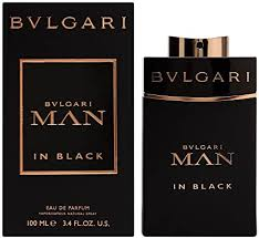 In <b>Black</b> by Bulgari Eau de Parfum For <b>Men</b>, 100ml: Amazon.co.uk ...