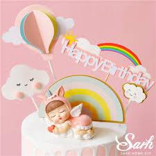 Balloon Bird Elephant <b>Animal Party</b> Cake Topper Baby Shower Boy ...