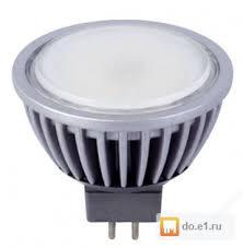 Светодиодная <b>лампа Ecola</b> MR16 GU5.3 220V 7W . Цена - 150.00 ...