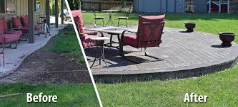patio pavers existing