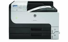 <b>Принтер HP LaserJet Enterprise</b> 700 M712dn