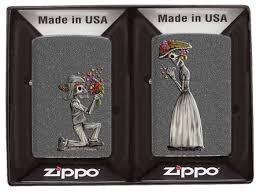 Russia - Набор из двух зажигалок ZIPPO ... - зажигалки Zippo