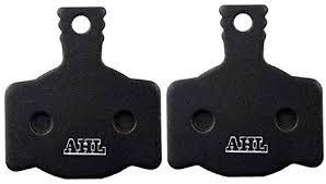 AHL <b>1 Pair Bicycle Semi-Metallic</b> Disc Brake Pads for Magura MT2 ...