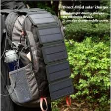 Outdoor Solar Power Charger Mobile Phone Charger Mobile ... - Vova