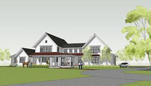 House Plans Farmhouse   EurHomedesign    House Plans Farmhouse Gorgeous Simply Elegant Home Designs Blog  Modern Farmhouse By Ron Brenner