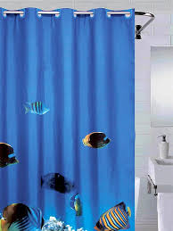 Штора для ванной <b>Seabed</b> blue 180*200 <b>Bath Plus</b> 4600818 в ...