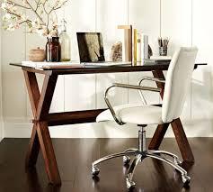 comfortable desk chair pottery barn airgo swivel desk chair barn office furniture