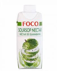 Купить <b>Нектар гуанабаны Foco</b>, Вьетнам, <b>330</b> мл по цене 109 руб.