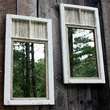 designs outdoor wall art: outdoor wall art metal repurposed windows transformed into mirrors for an exterior wall fence or indoor rustic decor element
