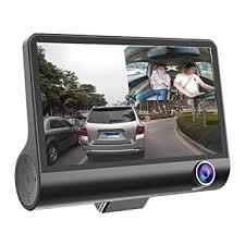 Zibuyu 4 Inches 1080P Hd 170'° <b>3 Lens Car</b> Dvr <b>Dash</b>: Amazon.in ...