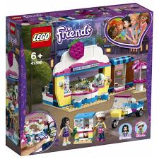 ROZETKA | <b>Конструктор LEGO</b> Friends <b>Кондитерская Оливии</b> 335 ...