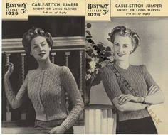 Image result for vintage knitting book with patterns, too Knitting : how to knit and what to knit...