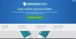 5 best sites to create cv resume online for ashik tricks best sites to create cv online for
