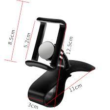 <b>Universal</b> Cradle Cellphone Clip <b>Car</b> Phone <b>Holder</b> Dashboard ...