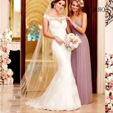 <b>Wedding</b> Dresses - <b>Lorie</b> Elegant <b>Lace Wedding</b> Dress Appliques ...