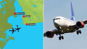 <b>SAS</b>-plan nära krocka med ryskt spaningsplan | SVT Nyheter