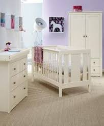 subtle detailing complimented by stylish pewter finish handles when your baby is ready the cot bed can convert into a toddler bed then into a day bedsofa baby nursery furniture kidsmill malmo white