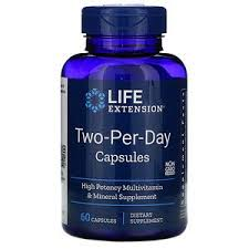 Life Extension Two-Per-Day <b>60 капсул</b>