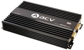 Купить <b>Усилитель</b> автомобильный <b>ACV ZX-1.1800D</b>, черный в ...
