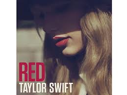 TYLOR SWIFT, RED