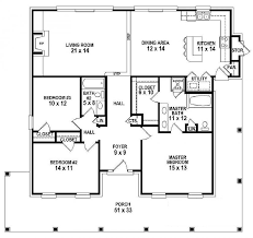Home Design  Simple One Story House Floor Plan Best Furniture    Home Design one storey simple house  Simple One Story House Floor Plan Best Furniture Designs