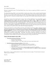 cover letter for nursing school template cover letter for nursing school