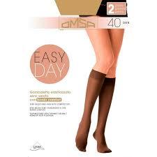 Гольфы Oms Gamb. <b>Easy</b> Day 40 DEN Caramello 2 пары OMSA ...