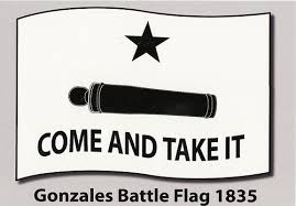 Image result for come and take it flag