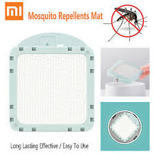 1 x Xiaomi <b>Mosquito Repellent Mats Replacement</b> Pad for Insect ...