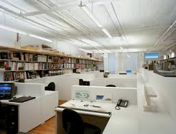 view of workstation hanrahan meyers architects hma offices architects office design