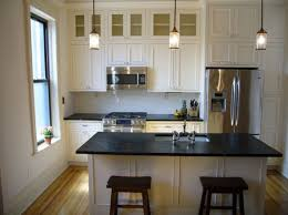 build kitchen island sink:  kitchen island that also serves as a table view in gallery
