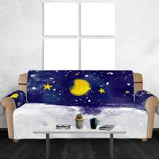 3D <b>Digital Printing Sofa</b> Cover Moonlight Landscape Cushion #Ad ...
